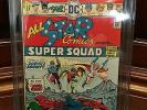 ALL-STAR COMICS #58 CBCS 9.6 NM+ 1ST APP OF POWER GIRL NOT CGC (ID 2942)