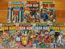 1977-79 IRON MAN No. 100 VF/NM, 101 VF, 102F+, 103 F/VF, 104 106 125 Ant-Man NR