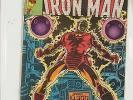 THE INVINCIBLE IRON MAN (lot of seven No's 122,128,133,134,137,141 & 143)