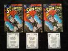 1 DC Comics 1993 THE SUPERMAN GALLERY #1 with Certificate of Authenticity