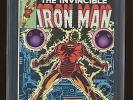 Iron Man (1968 1st Series) #122 CGC 9.8 (1266714011)