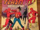 The Flash Silver Age Comic Book 12 Cent DC Comics Vintage Run #137, 138