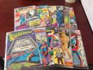 Silver Age Superman Lot 194 207 208 209 211 212 213 214 217 238 254 Vg+