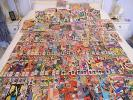 Amazing 300+ Lot of 70s 80s 90s Mainly Marvel - Spiderman Xmen Avengers Iron Man