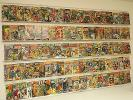 Lot of 100 Silver & Bronze comics Captain America, Thor, Iron Man & more