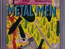 Metal Men  1 :   CGC  5.0 :  1963 :    Great First Issue