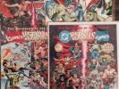 MARVEL VERSUS DC #s 1,2,3 & 4 (VF)•Complete Mini Series•DC Vs. Marvel Characters