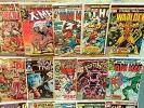 Huge Marvel Lot Silver/Bronze Amazing Spider-man X-Men FF Strange Tales 178 Keys