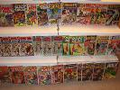 Silver Bronze Comic Collection 100% MARVEL FF 48 GS Xmen Sub Iron Man 1 DD Lot