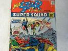 ALL STAR COMICS #58 JSA, 1ST POWER GIRL, KEY ISSUE, 1976, FLASH, GREEN LANTERN