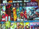 Avengers Lot Avengers Heroic Age New Avengers Dark Avengers See List NM-