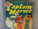 CAPTAIN MARVEL ADVENTURES #57 (Golden Age) CGC 8.0 VF 1946 Fawcett Comics