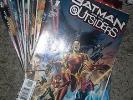 Batman and the Outsiders Vol 2/Outsiders Vol 4 Complete Run Issues: #1-40