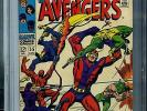 Avengers #55 Vol 1 PGX 9.0 (Like CGC) Very High Grade 1st App of Ultron