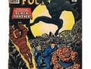 MARVEL COMICS FANTASTIC FOUR # 52 1ST BLACK PANTHER DAMAGED UNLIMITED SHIPPING