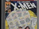 "Uncanny X-Men Lot of 8 ""BRONZE AGE"" #110 - 141 VF/NM & CGC"
