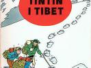 SCHLUMPF PITUFO COMIC ''TINTIN IN TIBET'' in  SWEDISH 3