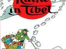 SCHLUMPF PITUFO COMIC ''TINTIN IN TIBET'' in  SOUTH AFRICA 1