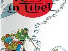 SCHLUMPF PITUFO COMIC ''TINTIN IN TIBET'' in  DUTCH 2