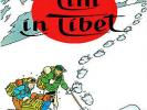 SCHLUMPF PITUFO COMIC ''TINTIN IN TIBET'' in GERMAN 1