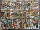 Iron Man lot of 37 issue #109,122-124,127,129-132,140-144,155-160,300 + more
