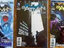 BATMAN ANNUAL ** SET ** #1 (NIGHT OF THE OWLS) #2 #3 DC NEW 52 first prints 9.4
