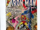 Iron Man # 99 9.8 Bronze Age Comic Book Lot of Best 100 From Case