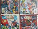 DC vs Marvel # 1, 2, 3, 4 1996 Complete - Marvel Versus DC Comics FREE SHIPPING