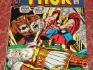 1972 Marvel Bronze The Mighty Thor #198 DOUBLE COVER The Immortal NICE