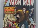 Iron Man #101 CGC 9.4 NM   Don Rosa Collection