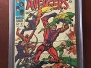 AVENGERS #55 CGC 9.0 1ST ULTRON OW/W