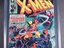 The Uncanny X-men #133 CGC 9.8 White Pages Classic Wolverine Cover