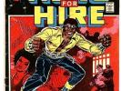Hero For Hire #1 First Luke Cage Netflix TV series First Issue Marvel