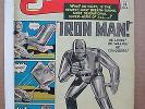 Tales of Suspense #39 (Mar 1963, Marvel) First Appearance of Iron Man