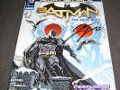 Batman Annual #1 New 52 Mr Freeze Night Of The Owls DC Signed by James Tynion IV