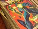 Huge CAPTAIN MARVEL comic lot Marvel Super Heroes 13 1st app carol danvers 2-57