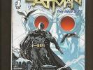 New 52 Batman Annual #1 Mr Freeze Night of the Owls NM