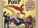 Fantastic Four (1961 1st Series) #4 FR 1.0