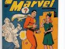 Captain Marvel Adventures #57 Golden Age Fawcett Solid 7.0 - 8.0 Copy