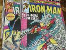 Mavel Comic -  iron man  # 130 131 132 133 134 135 136 137 138 139 140 141 142