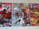 Thor TPB LOT 4 Vols. Mighty Thor Vol. 1 2 3 Matt Fraction World Eaters Marvel