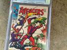 Avengers 55 KEY CGC 9.0 VF/NM high grade NO RESERVE 1st app ultron