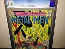 Metal Men #1 (Apr-May 1963, DC) CGC 7.0