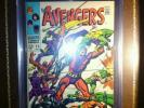 Avengers #55, first Ultron, 9.0 CGC SS o/w pages,  signature series by Stan Lee