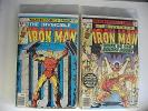 Huge Iron Man Lot of 211 Comics From #100-320 Near Complete Run Bronze/Copper