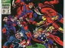 "The Avengers #2 - ""The New Avengers VS. The Old Avengers"" - (Grade 7.0)WH"