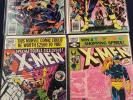 Huge Uncanny X-Men Lot of 195 Issues:  Books #133 - #455  Plus Annuals