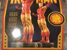 BOWEN DESIGNS INVINCIBLE IRON MAN FULL SIZED DOUBLE FEATURE STATUE SET #65/300