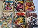 Lot of 120 Different Invincible Iron Man #168-527 Comic Book HUGE Collection WOW