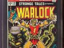 Strange Tales 178 CGC 9.2 NM * Marvel 1975 * 1st Warlock Issue